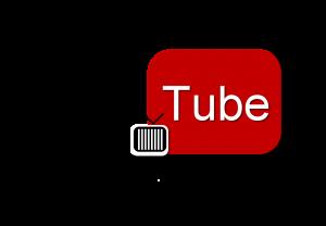 logo, youtube, icon